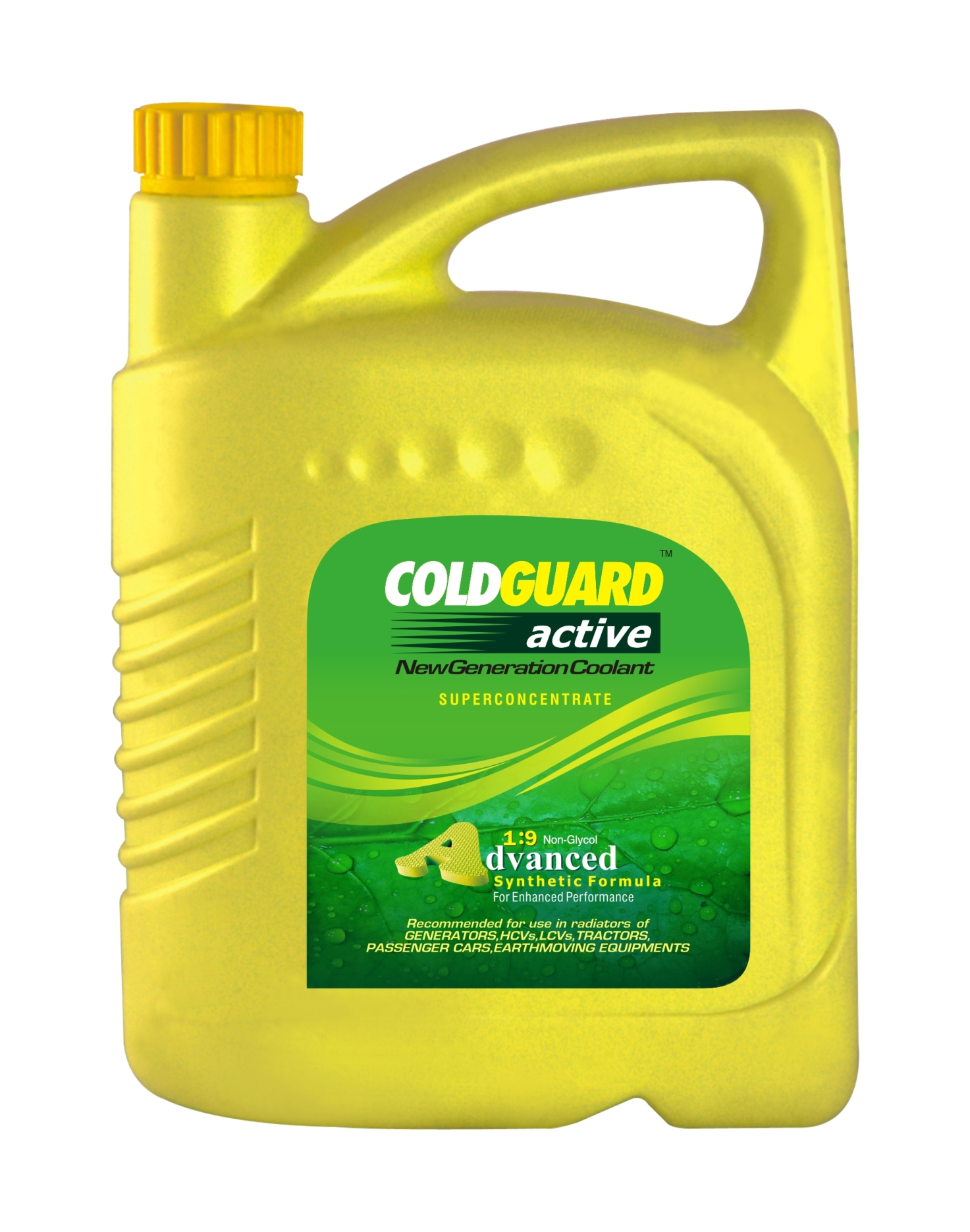 Coldguard Active Radiator Coolant