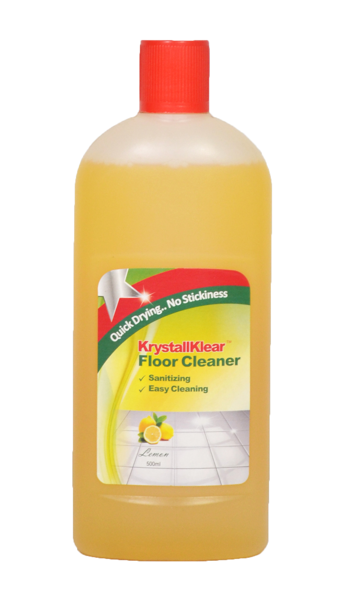 Lemon Floor Cleaner 500ml