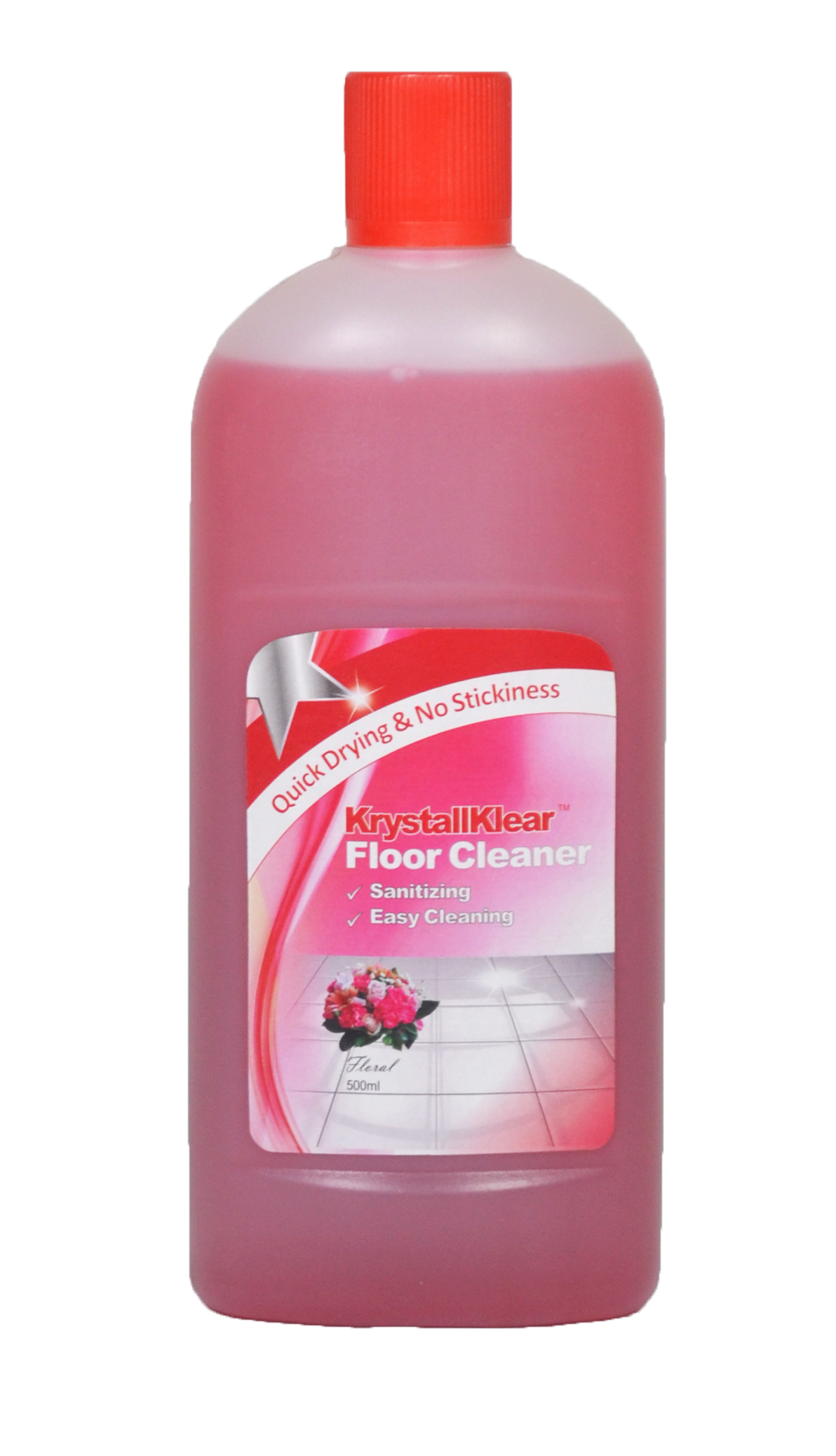 Lemon Floor Cleaner 200ml
