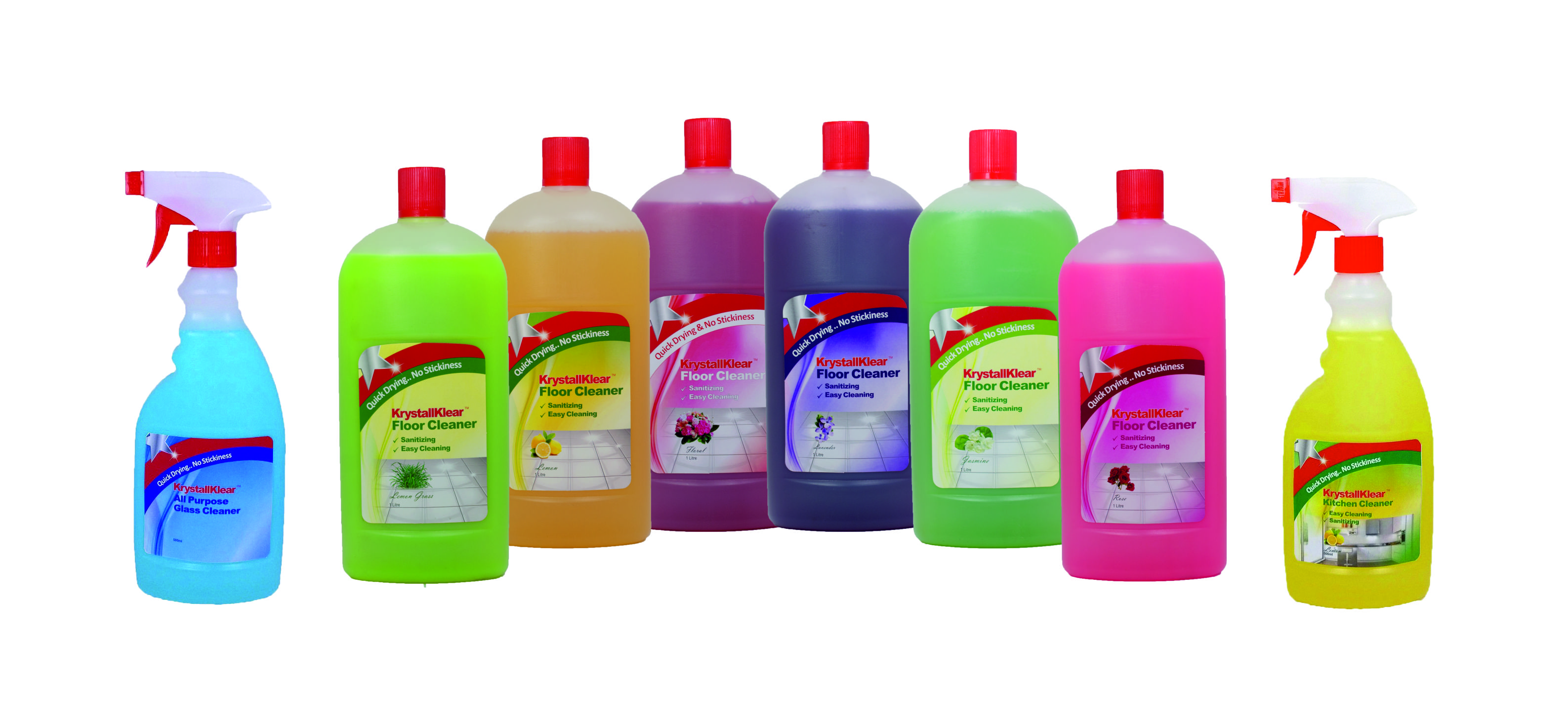 Household Cleaning and Hygiene Products
